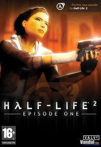 Portada oficial de Half-Life 2 Episode One para PC