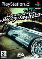 Portada oficial de Need for Speed Most Wanted para PS2