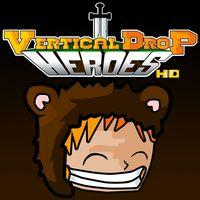 Portada oficial de Vertical Drop Heroes HD para PS4