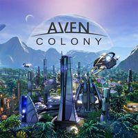 Portada oficial de Aven Colony para PS4