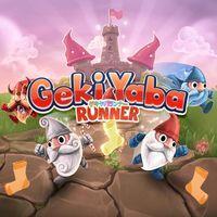 Portada oficial de Geki Yaba Runner para PS4