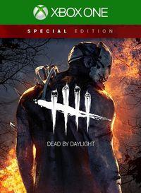 Portada oficial de Dead by Daylight para Xbox One