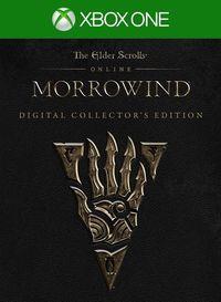 Portada oficial de The Elder Scrolls Online: Morrowind para Xbox One