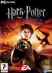 Portada oficial de Harry Potter and the Goblet of Fire para PC