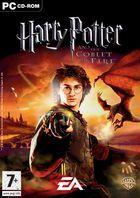 Portada oficial de Harry Potter and the Goblet of Fire para PC