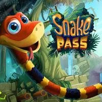 Portada oficial de Snake Pass para Switch