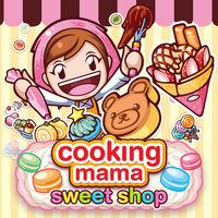 Portada oficial de Cooking Mama: Sweet Shop para Nintendo 3DS
