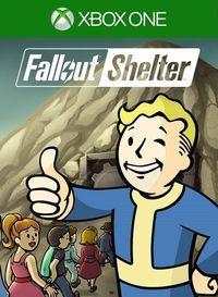 Portada oficial de Fallout Shelter para Xbox One