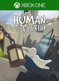 Portada oficial de Human: Fall Flat para Xbox One