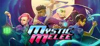 Portada oficial de Mystic Melee para PC