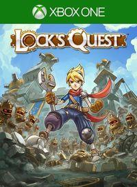 Portada oficial de Lock's Quest para Xbox One