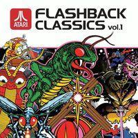Portada oficial de Atari Flashback Classics Vol. 1 para PS4