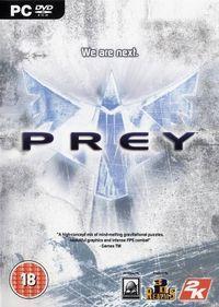 Portada oficial de Prey (2006) para PC