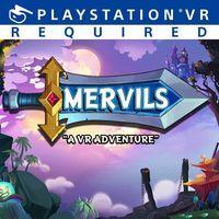Portada oficial de Mervils: A VR Adventure para PS4
