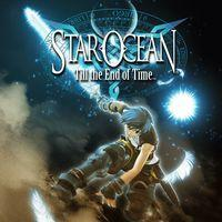 Portada oficial de Star Ocean: Till the End of Time Director's Cut para PS4