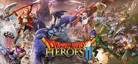 Portada oficial de Dragon Quest Heroes II para PC