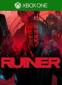 Portada oficial de Ruiner para Xbox One