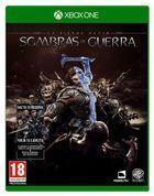 Portada oficial de de La Tierra Media: Sombras de Guerra para Xbox One