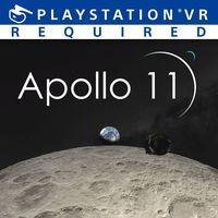 Portada oficial de Apollo 11 VR para PS4