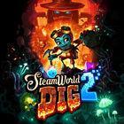 Portada oficial de de SteamWorld Dig 2 para Switch
