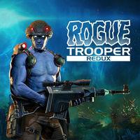 Portada oficial de Rogue Trooper Redux para Switch