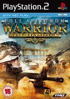 Portada oficial de Full Spectrum Warrior: Ten Hammers para PS2