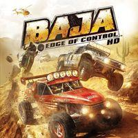 Portada oficial de Baja: Edge of Control HD para PS4