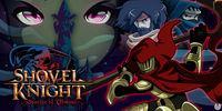 Portada oficial de Shovel Knight: Specter of Torment para Xbox One