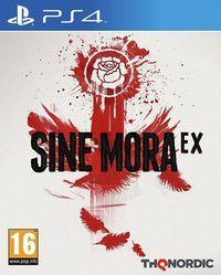Portada oficial de Sine Mora EX para PS4