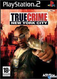 Portada oficial de True Crime 2 para PS2