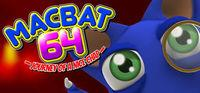 Portada oficial de Macbat 64 para PC