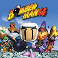 Portada oficial de Bomberman 64 eShop para Wii U