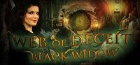 Portada oficial de Web of Deceit: Black Widow Collector's Edition para PC
