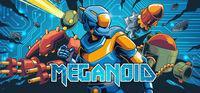 Portada oficial de Meganoid para PC
