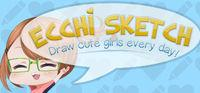 Portada oficial de Ecchi Sketch: Draw Cute Girls Every Day! para PC