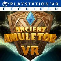 Portada oficial de Ancient Amuletor para PS4