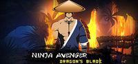 Portada oficial de Ninja Avenger Dragon Blade para PC