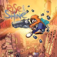Portada oficial de Rise & Shine para PS4