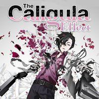 Portada oficial de The Caligula Effect PSN para PSVITA