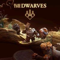 Portada oficial de We Are The Dwarves para PS4