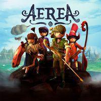 Portada oficial de AereA para PS4
