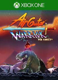 Portada oficial de Air Guitar Warrior para Xbox One