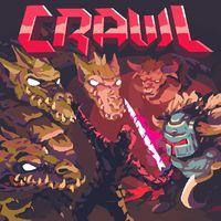 Portada oficial de Crawl para PS4