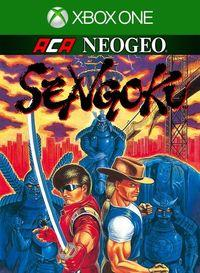 Portada oficial de NeoGeo Sengoku para Xbox One