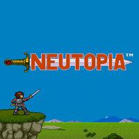 Portada oficial de Neutopia CV para Wii U