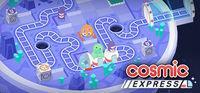 Portada oficial de Cosmic Express para PC