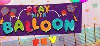 Portada oficial de Play with Balloon para PC