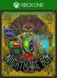 Portada oficial de Nightmare Boy para Xbox One
