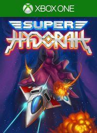 Portada oficial de Super Hydorah para Xbox One