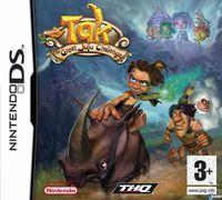 Portada oficial de Tak: The Great Juju Challenge para NDS